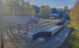 Tumwater Falls Hatchery Modernization