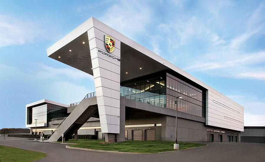 Porsche Cars North America New Headquarters
