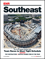ENR Southeast July 11, 2016 Cover