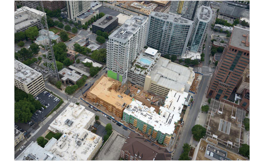 Balfour Beatty Construction's Alta Midtown