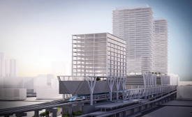 MiamiCentral Station project