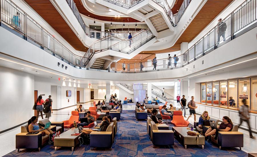 University Of Florida J Wayne Reitz Union Student Center