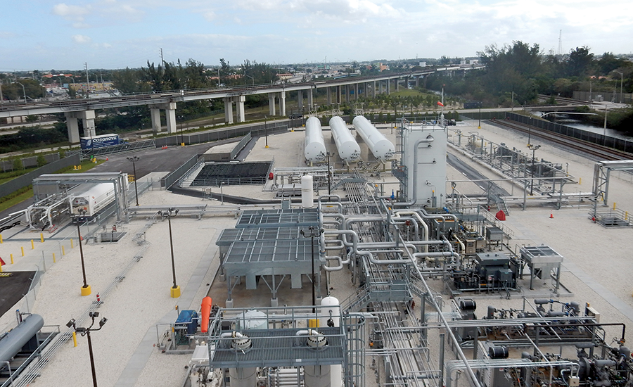 Natural Gas In Miami Florida