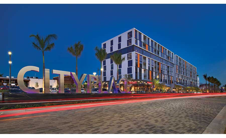 Office Retail Mixed Use Award Of Merit Cityplace Doral