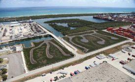Port Everglades Wetlands Restoration, CMR