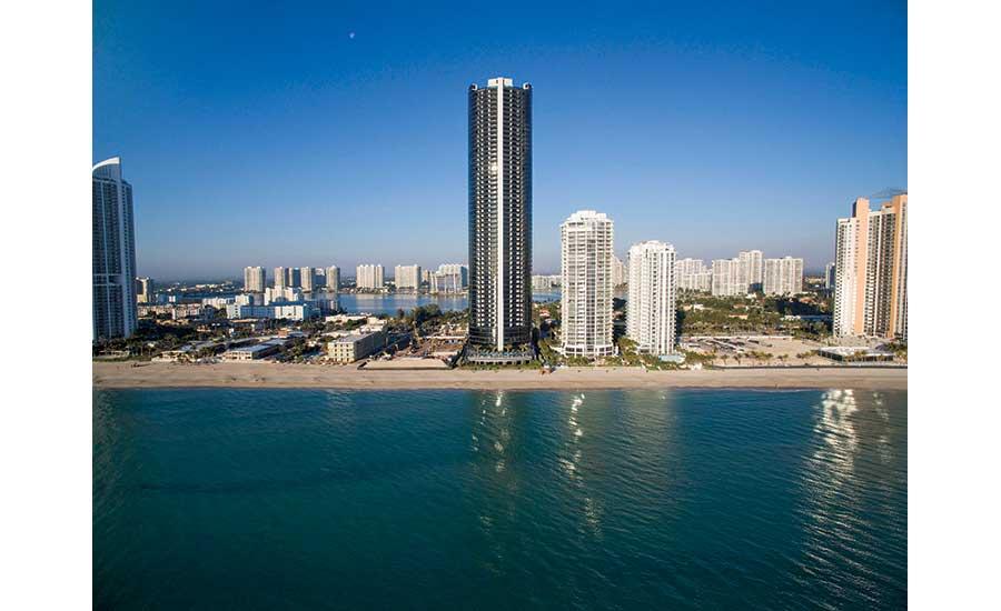 Best Residential Hospitality Porsche Design Tower Miami 2017 10