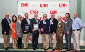 ENR Southeast's Best Projects awards luncheon