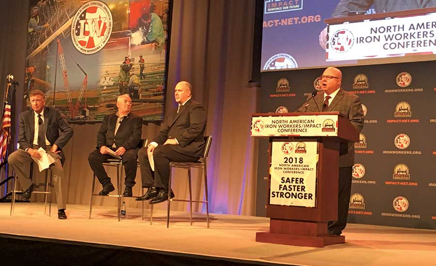 2018 North American Iron Workers/IMPACT Labor-Management Conference