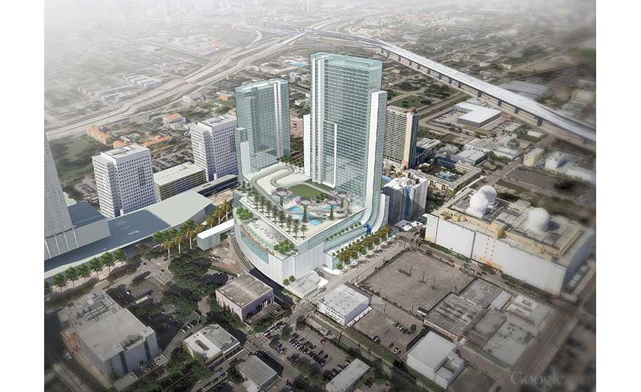 Miami Worldcenter Associates' sprawling mixeduse development