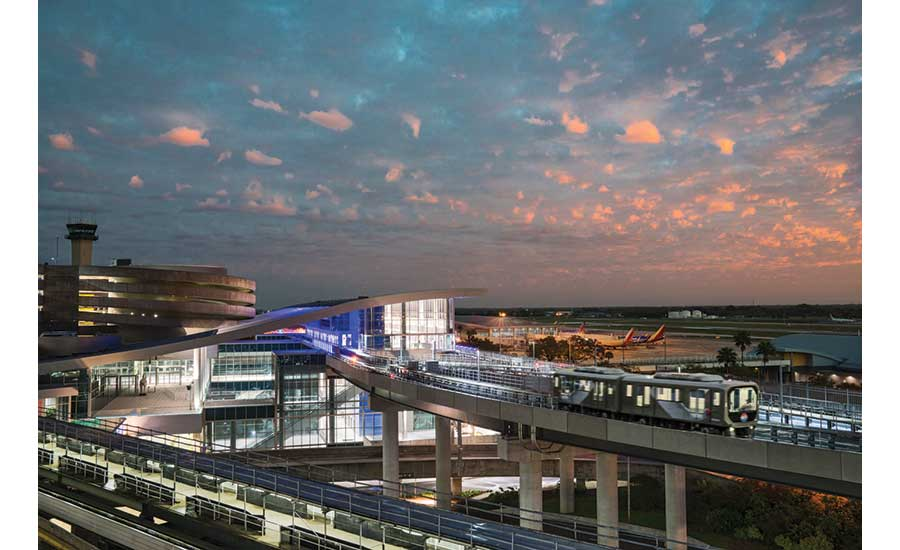 Tampa International Airport Rental Car Center