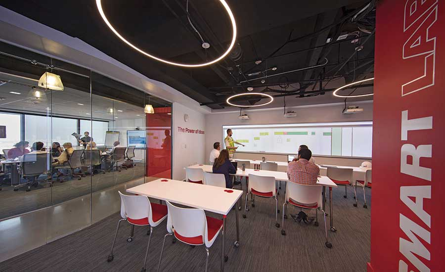 Suffolk's Miami Smart Lab Fit-out