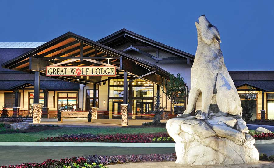 Excellence In Safety Award Of Merit Great Wolf Lodge