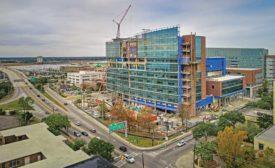 Medical University of South Carolina's new children's hospital