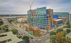Medical University of South Carolina's new children's hospital
