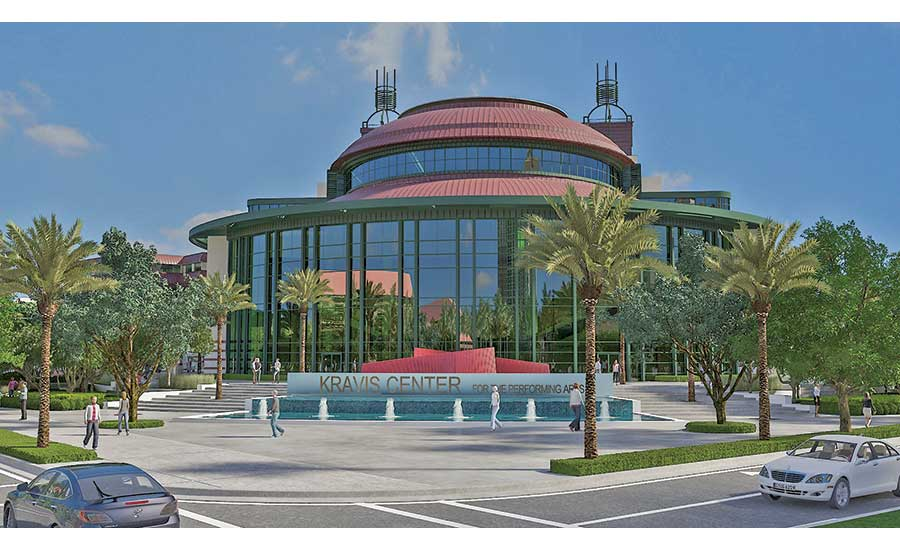 $50M Revamp Extends Kravis Center Into the Future