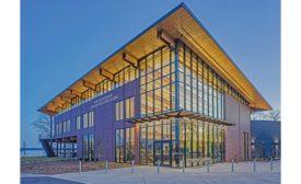 Andy Quattlebaum Outdoor Recreation Center at Clemson University