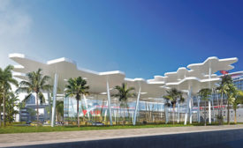 Terminal V in Miami