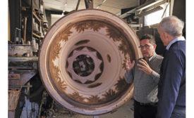 bell molding process