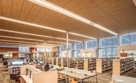 Unser Patrick J. Baca Library