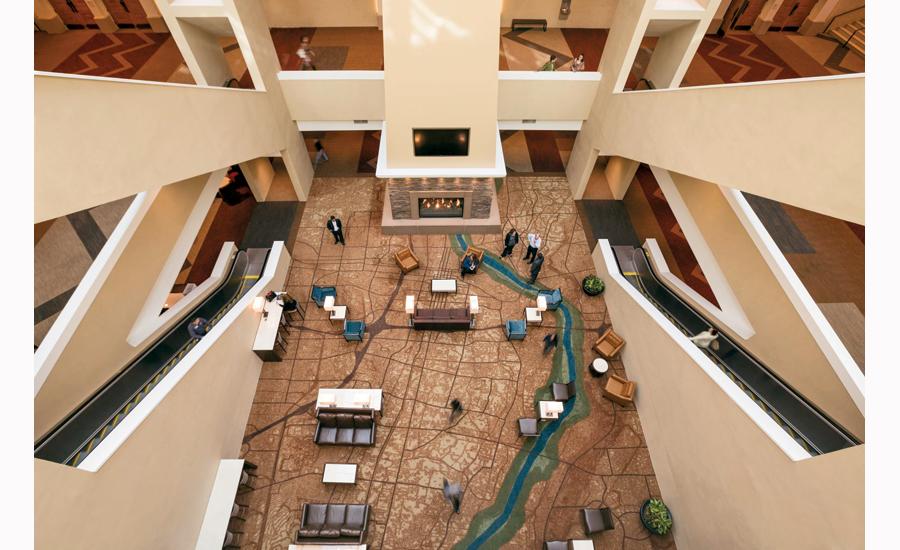 Albuquerque Convention Center Interior 2