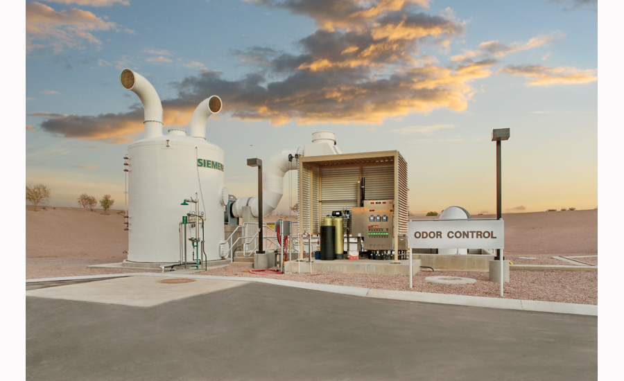 Chandler Water Reclamation Facility