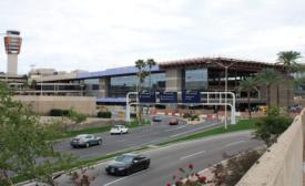 Terminal 3 renovation in Phoenix