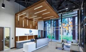 Banner Health HQ lobby
