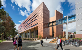 Northern Arizona University Science and Health Building