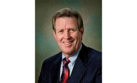 Former Sundt CEO Dave Crawford