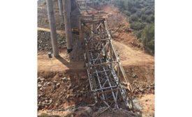 Hell Canyon Bridge Demolition