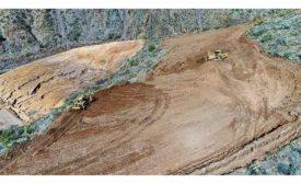 Hillside Mine Lower Tailings Pile