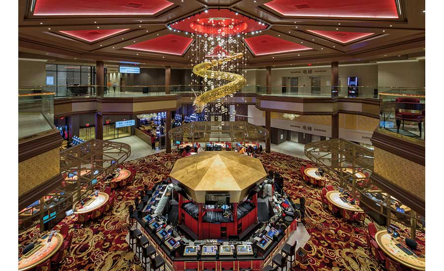 Lucky Dragon Hotel and Casino