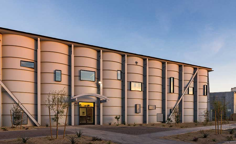 Neighborhood Silos Adaptive Reuse Classroom Building