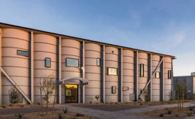 Neighborhood Silos Adaptive Reuse Classroom Building