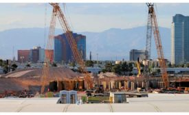 NFL's Raiders construction