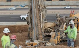 Loop 202 freeway project