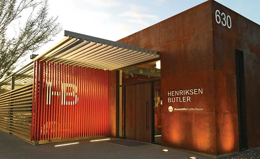 Henriksen Butler Office Building