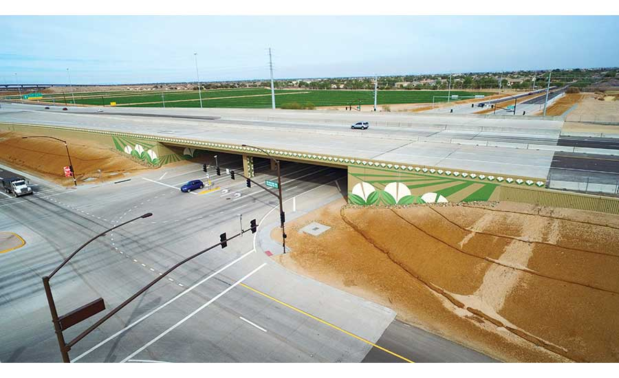 Interstate 10 and Loop 303 Interchange Phase II