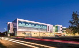 University of New Mexico Health Education Building, Domenici Center