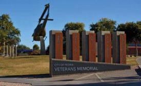 Peoria Veterans Memorial at Rio Vista Park