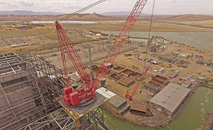 Four Corners Generating Station Clean Air Program