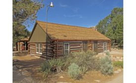 Buckey O'Neill Cabin Preservation