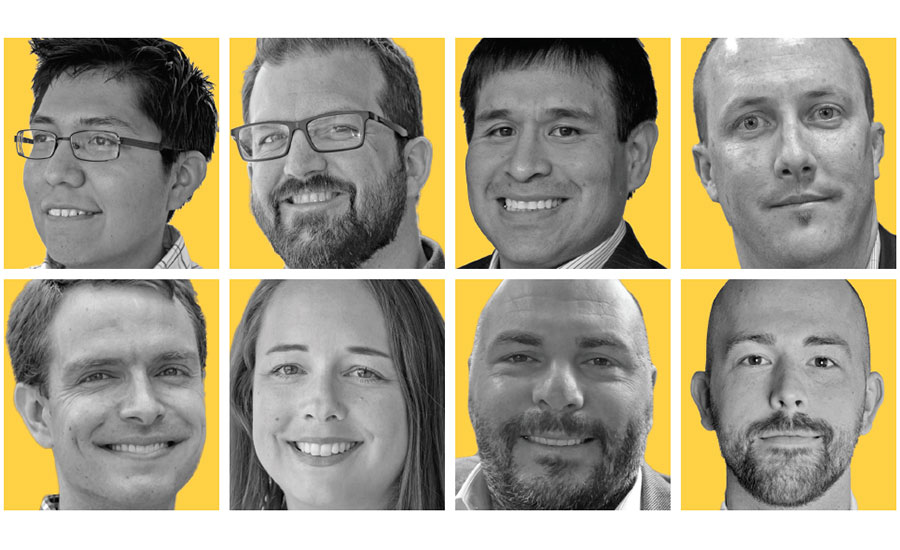 ENR Southwest's 2020 Top Young Professionals