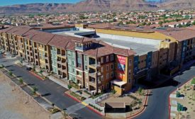 Adobe at Red Rock apartments in Las Vegas