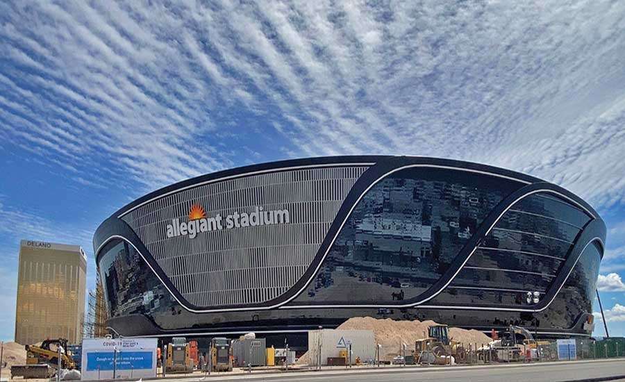 New Las Vegas Stadium