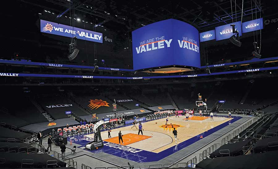 Renovation Makes Old Arena Feel Brand New