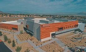 Nevada Sciences Building