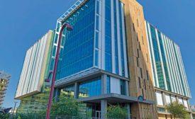 Creighton University's new building