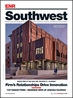 ENR Southwest May 7, 2018 cover
