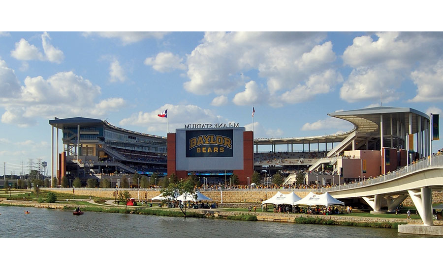 Merit Specialty Contracting: Baylor Stadium | 2015-12-07 | ENR